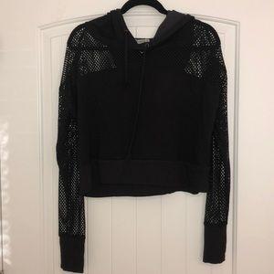 Black Workout Sweater